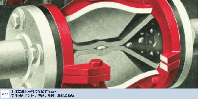 上海半导体行业用夹管阀