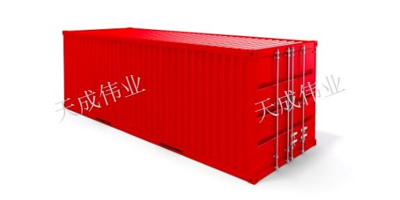 集装箱房生产「新疆天成伟业彩钢钢结构供应」