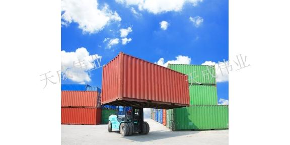 哈密集装箱的价格「新疆天成伟业彩钢钢结构供应」
