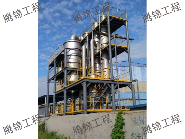 上海雙效強制循環蒸發器設備,蒸發器