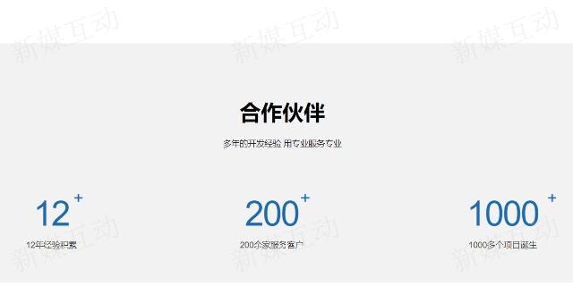 北辰區小程序開發教程 服務至上 天津新媒互動科技供應