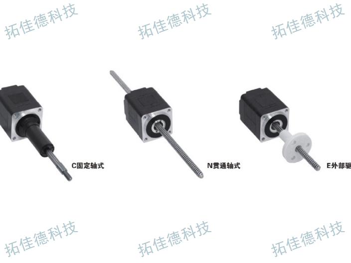上海57滚珠丝杆直线丝杆步进电机 贴心服务「深圳市拓佳德科技供应」