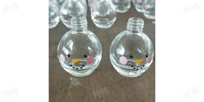 深圳八角玻璃瓶丝印电话