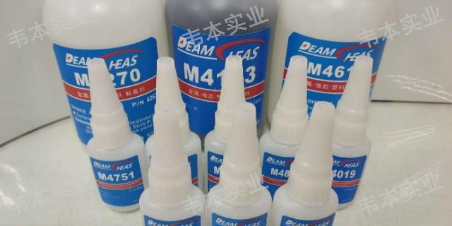 江苏无气味耐腐蚀不发白502快干胶水粘接ABS塑料SAN 客户至上 上海韦本实业供应