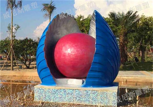 桂林玻璃钢雕塑价格