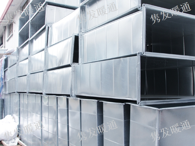 金华不锈钢风管的用途和特点 诚信经营 无锡卫山环保科技供应