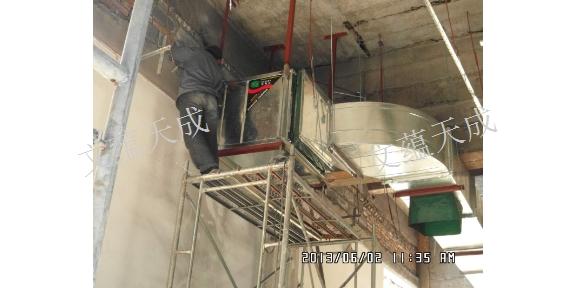 烏市風管安裝加工廠家價格「新疆文蘊天成環保設備工程供應」