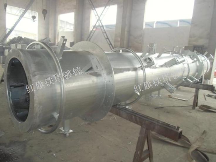 武汉热镀锌加工厂 欢迎来电 武汉市红旗铁塔镀锌供应