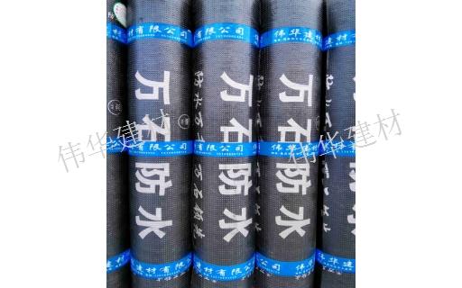 阿克苏自粘防水卷材价格  呼图壁县伟华建材供应