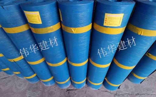 昌吉高分子防水卷材價格  呼圖壁縣偉華建材供應