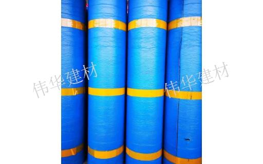 聚合物自粘防水卷材價格  呼圖壁縣偉華建材供應