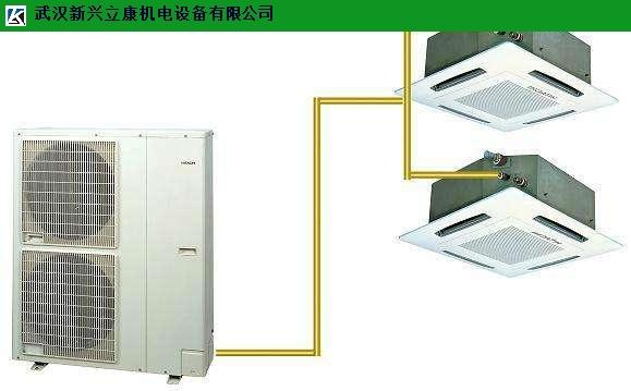 洪山网吧美的中央空调维修 欢迎咨询 武汉新兴立康机电设备工程供应
