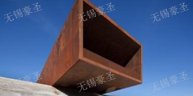 济宁耐候钢景观,耐候钢