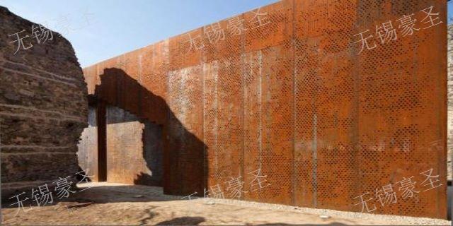 盐城有口碑的做锈钢板「无锡豪圣实业供应」