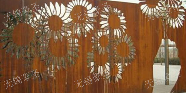 江阴做锈钢板雕塑 欢迎来电 无锡豪圣实业供应