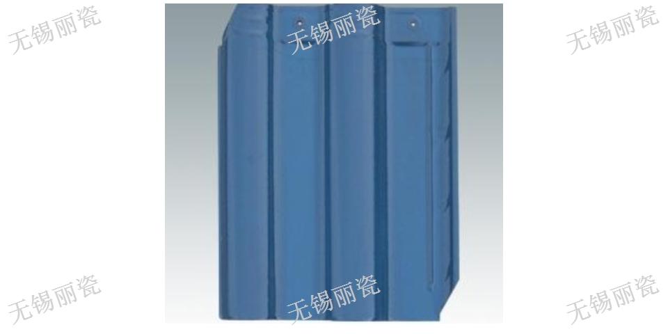 上海双筒瓦琉璃瓦规格 诚信服务「无锡丽瓷电子供应」