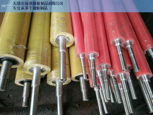 安徽优质聚氨酯辊筒价位 无锡市前洲橡胶制品供应