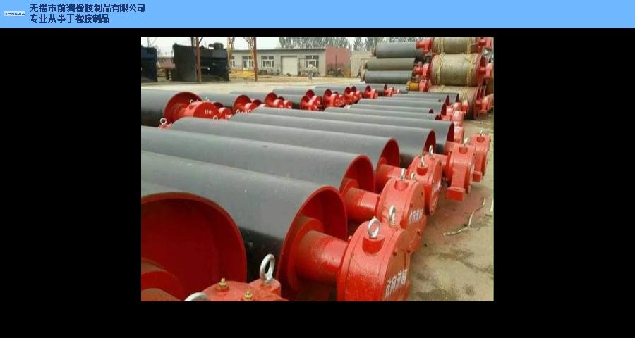 上海冶金膠輥圖片 無錫市前洲橡膠制品供應