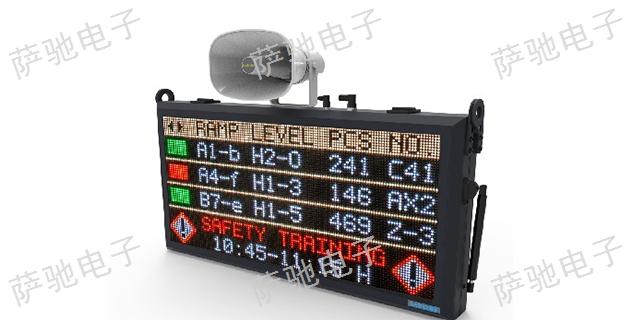 提供工业LED屏可量尺定做 有口皆碑 萨驰电气供应