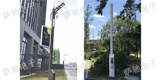 山西智慧路灯屏供应商,智慧路灯屏