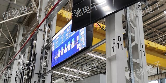 上海工业电子看板可量尺定做 诚信为本 萨驰电气供应