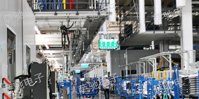 广东Andon电子看板哪家好 欢迎来电 萨驰电气供应