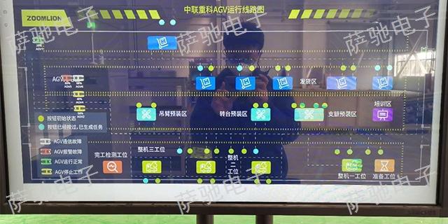 湛江LCD看板 服务为先 萨驰电气供应