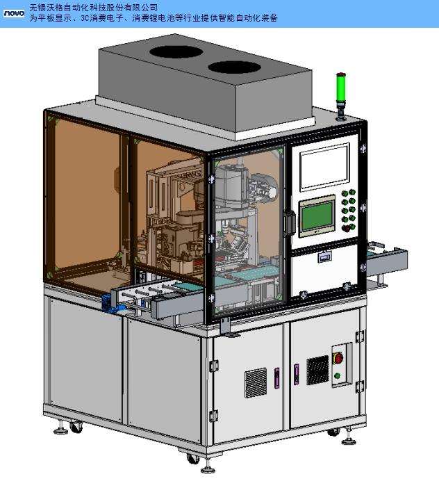 東莞中小型全自動貼膠機供應商 值得信賴 無錫沃格自動化科技供應