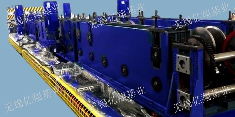 青海专业电缆桥架成型机  无锡市亿翔基业供应
