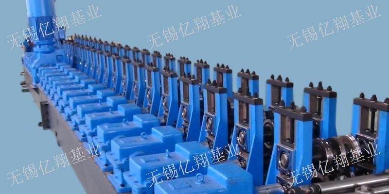 黑龙江抗震支架成型机新报价  无锡市亿翔基业供应