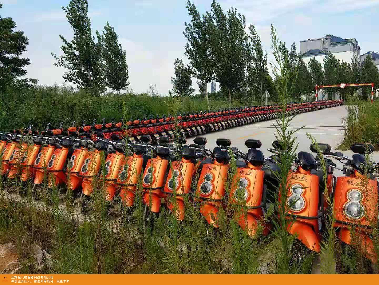 陕西景区共享电动滑板车品牌有哪些 值得信赖 江苏租八戒智能科技供应