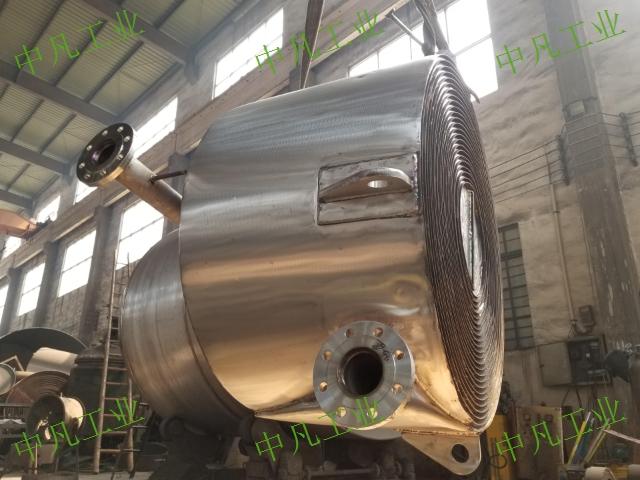 临汾污水换热换热器 欢迎来电「无锡中凡工业装备供应」