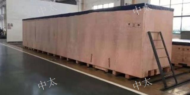 揚州實木箱包裝結構 歡迎咨詢「無錫中太世達工業包裝供應」
