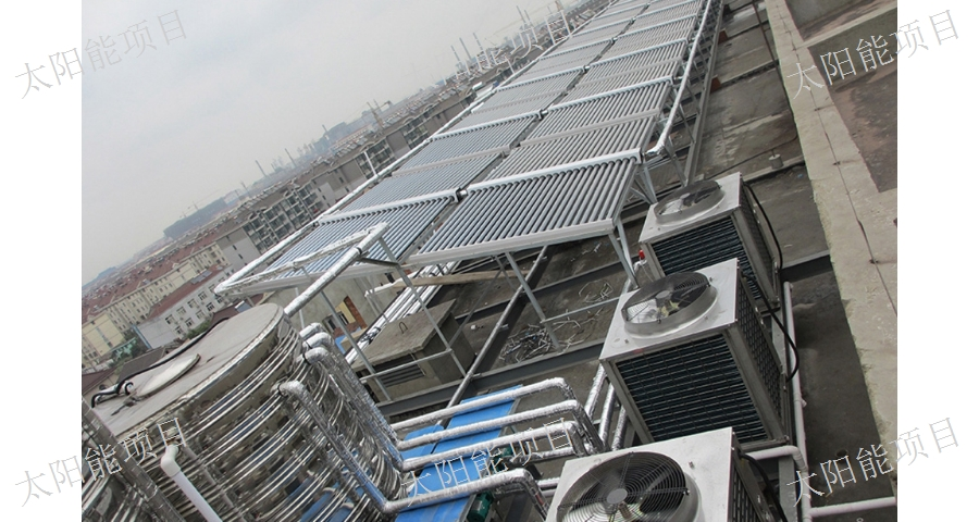 江苏小区太阳能热水器,太阳能