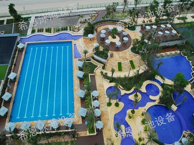 昆明酒店泳池安装 服务至上 云南希恩泳池设备工程供应