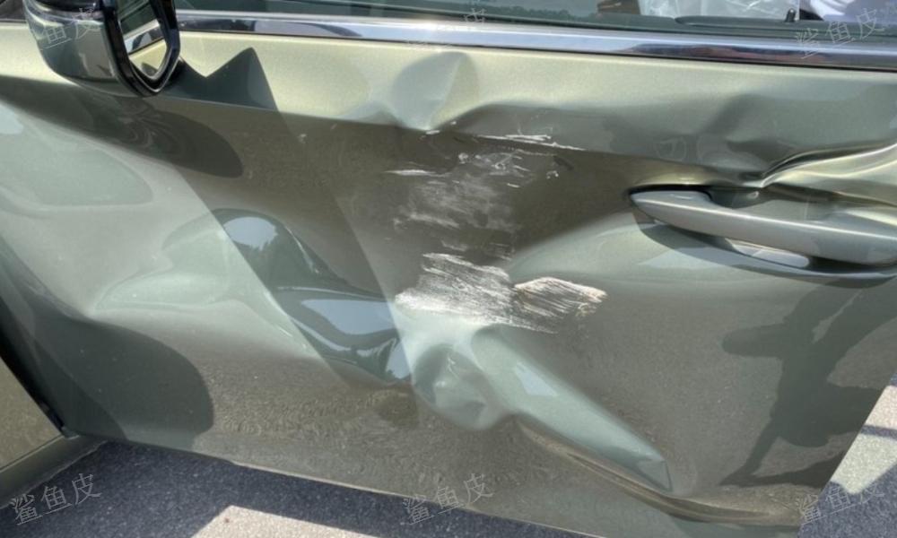 青羊区汽车凹陷修复商家