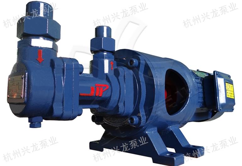 山西节能三螺杆泵哪个好 杭州兴龙泵业供应