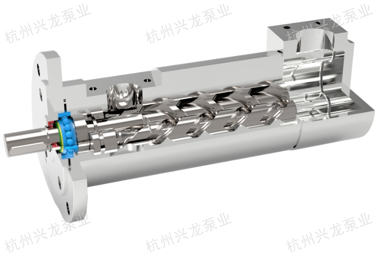 上海节能三螺杆泵供应 杭州兴龙泵业供应