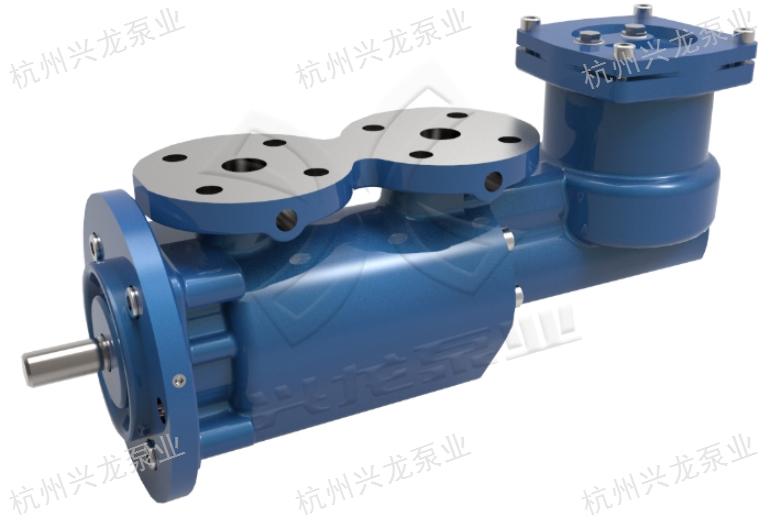 上海高效三螺杆泵哪个好 杭州兴龙泵业供应