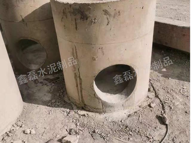 昆明污水检查井费用 昆明鑫磊水泥制品供应