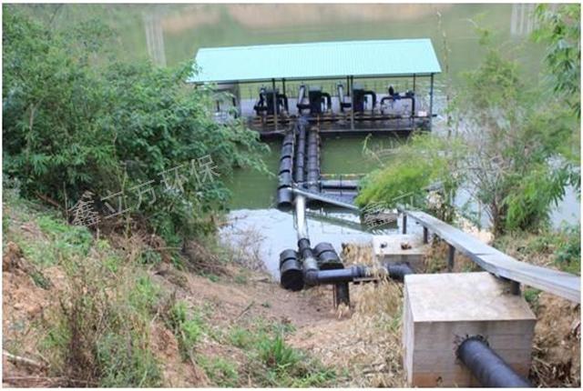 大理浮船式取水泵站報價