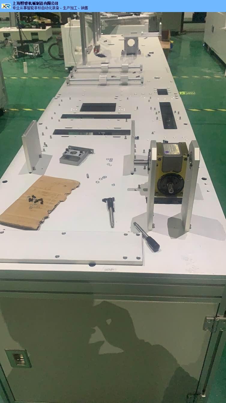 上海生产口罩机原理「上海熙睿机械制造供应」