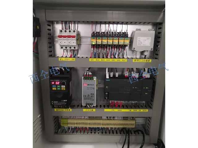 大型電氣控制系統生產 服務為先 上海西仝電氣供應