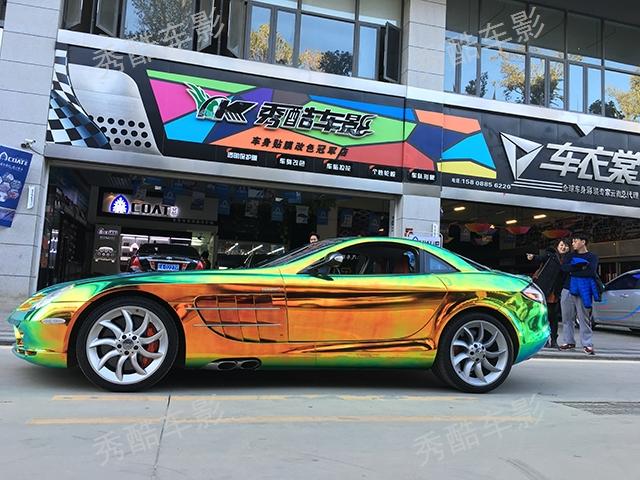 昆明雪铁龙改色哪家可靠 贴心服务 昆明秀酷汽车贴膜改色供应