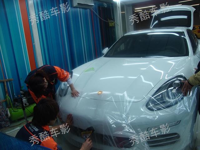 昆明车身透明膜价格 服务至上 昆明秀酷汽车贴膜改色供应