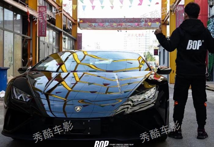 昆明个性化改色哪家技术好 服务为先 昆明秀酷汽车贴膜改色供应