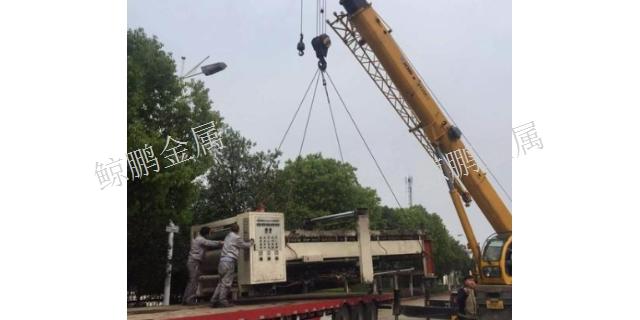 克拉瑪依大型化工設備裝卸費用