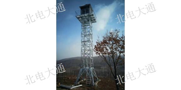 博州电力塔本地厂家「新疆北电大通电力设备供应」