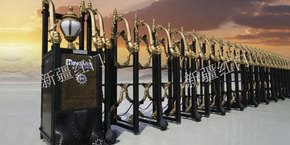 和田堆积门订做「新疆红门供应」