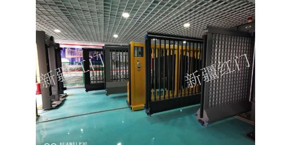 新疆车牌识别系统排行榜 新疆红门供应